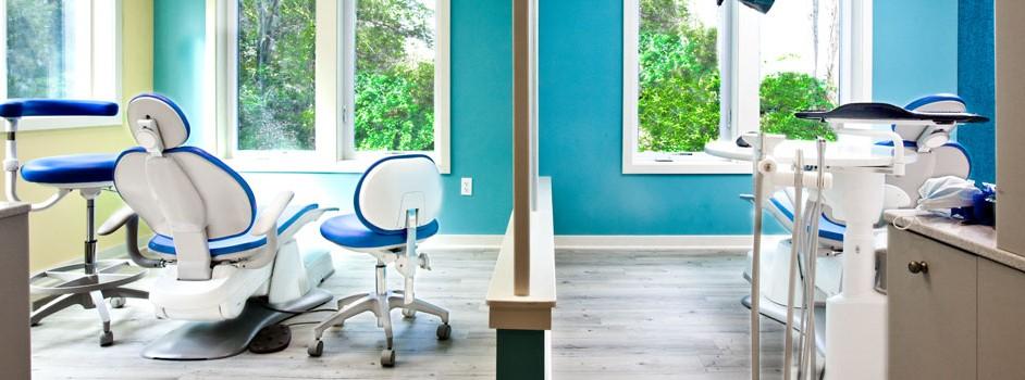 Dental Patient Rooms
